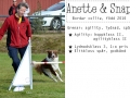 Anette & Snaps